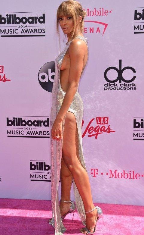 Ciara at the 2016 Billboard Music Awards at the T-Mobile Arena in Las Vegas, NV