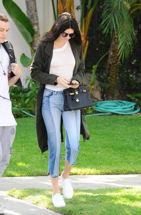 Kendall Jenner Around Town in LA