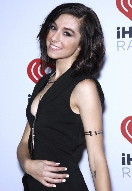 ARCHIVE: Christina Grimmie