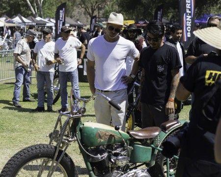 ボーン・フリー・オートバイショーは、6月25~26日の2日間開催された。