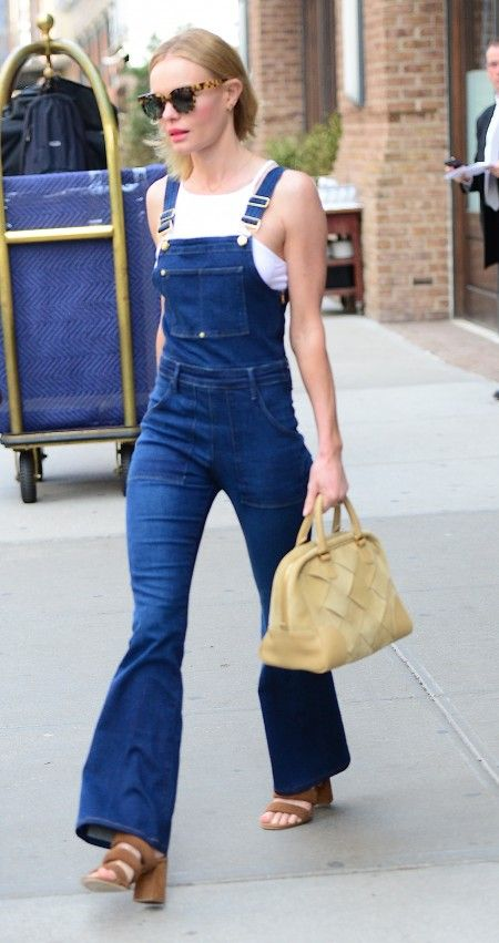 Kate Bosworth coming out of a hotel in New York City