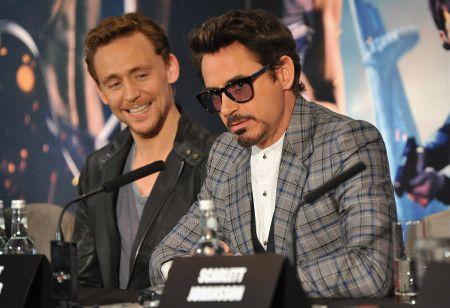 トム(左)とロバート(右)。