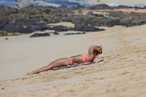 ブリトニー・スピアーズ Britney Spears  ビーチ ダイエット ボディ