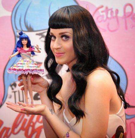 ケイティ・ペリー Katy Perry バービー Barbie
