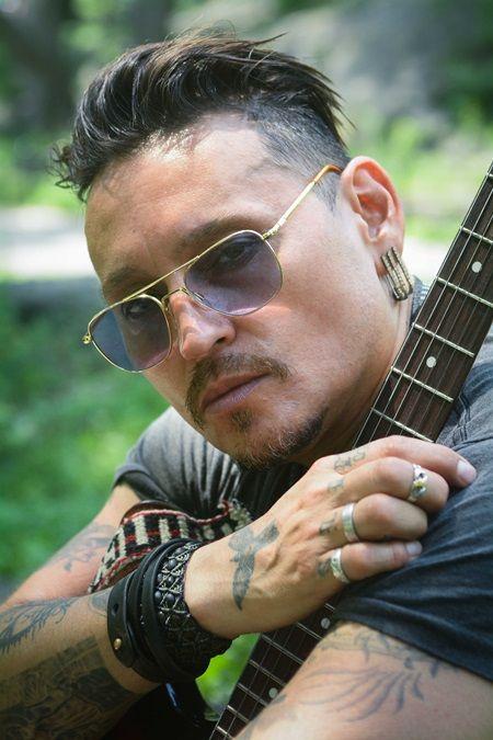 ジョニー・デップ Johnny Depp そっくり セバ・アロン Seba Alon