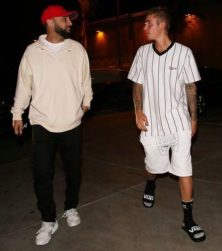 ジャスティン・ビーバー  Justin Bieber is seen out and about in Los Angeles