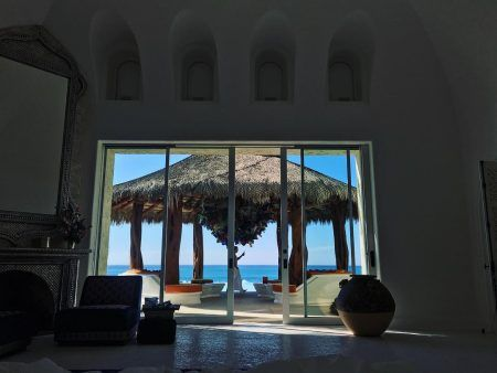 メキシコで宿泊したリゾート。