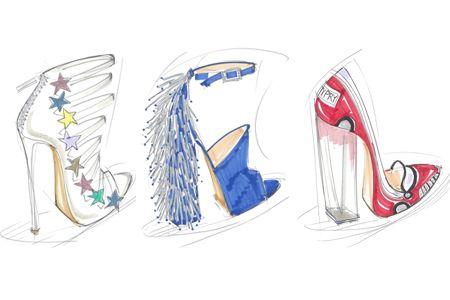 ケイティ・ペリー Katy Perry  シューズ・コレクション 靴 シューズ プロデュース