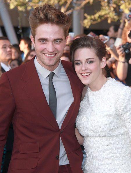 ロバート・パティンソン、クリステン・スチュワート、映画『エクリプス/トワイライト・サーガ』LAプレミア、Robert Pattinson Kristen Stewart