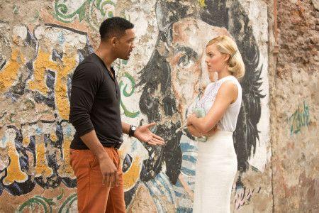 マーゴット・ロビー ウィル・スミス 映画『フォーカス』 Margot Robbie Will Smith The Focus