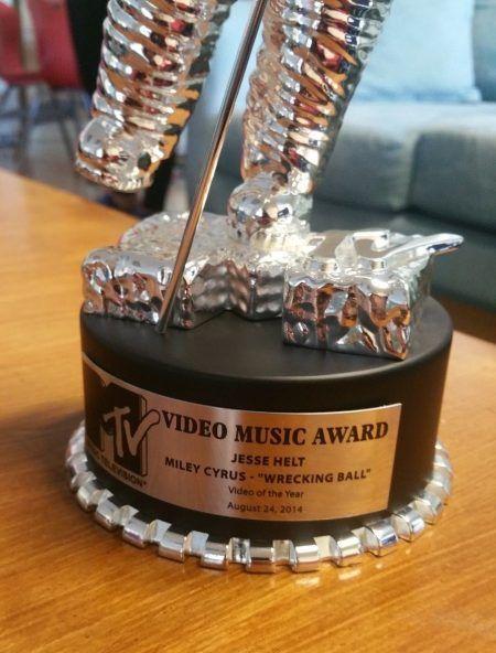 MTV VMA トロフィー