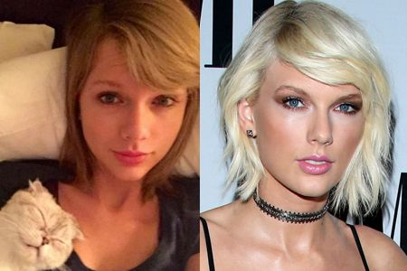 テイラー・スウィフト Taylor Swift すっぴん 素顔 ノーメイク