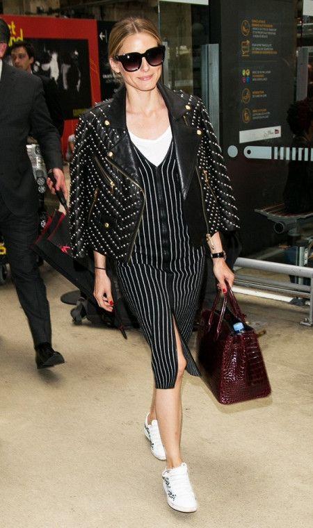 オリヴィア・パレルモ Olivia Palermo ZARA ファッション コーデ 着こなし