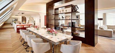 パーク・ハイアット・ウィーン ロイヤル・ペイントハウス・スイート park hyatt vienna royal penthouse suite