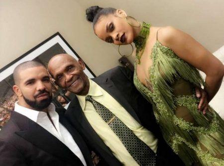 リアーナ Rihanna ドレイク Drake 家族