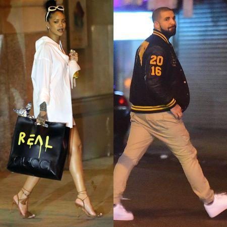 リアーナ Rihanna ドレイク Drake