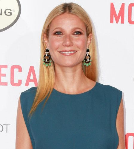 Gwyneth Paltrow at the Premiere of 'Mortdecai' in Hollywood