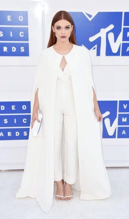ホランド・ローデン Holland Roden MTV VMA レッドカーペット ドレス