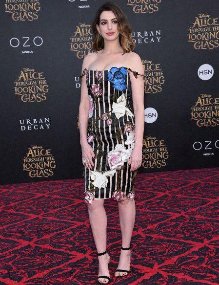 """Alice Through The Looking Glass"" アン・ハサウェイ Anne Hathaway"