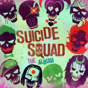 『スーサイド・スクワッド』サウンドトラック 8月24日発売 詳細はこちらから