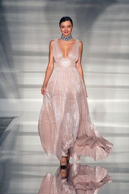 ミランダ・カー Miranda Kerr  ミラノファッションウィーク La Koradior ラ・コラディオール 婚約発表以来初