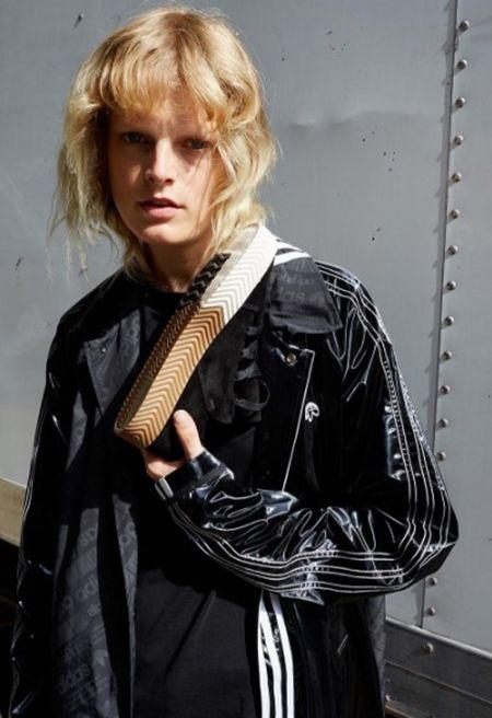 アレキサンダー・ワン Alexander Wang  アディダス Adidas NYFC ファッションウィーク NY 先行発売 トラック ポップアップトラック