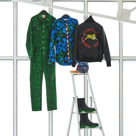 Kenzo×H&M コラボコレクション H&M 大人気 ファッション