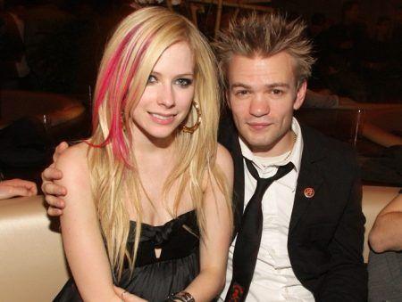 アヴリル・ラヴィーンとデリック・ウィブリー Avril Lavigne and Deryck Whibley