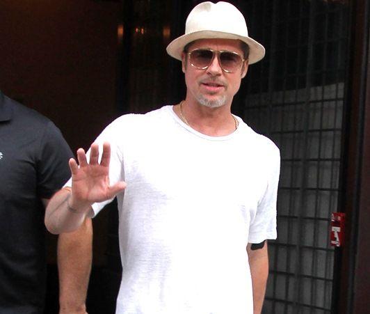 ブラッド・ピット Brad Pitt