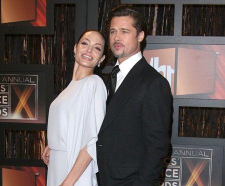 アンジェリーナ・ジョリー ブラッド・ピット ブランジェリーナ Angelina Jolie files for divorce from Brad Pitt