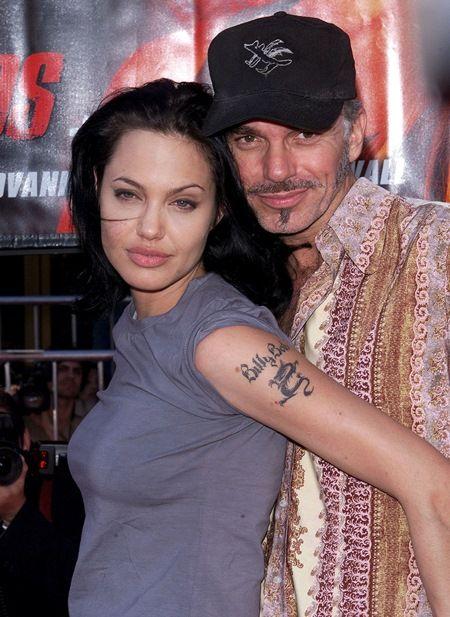 アンジェリーナは前夫である俳優のビリー・ボブ・ソーントンとの離婚でもワッサー氏を雇った。
