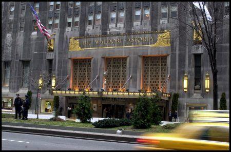 アンジェリーナ・ジョリー Angelina Jolie ブラッド・ピット Brad Pitt 豪邸 NY マンション