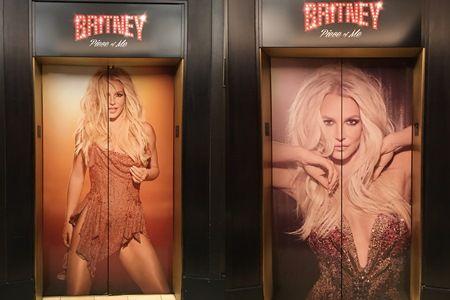 ブリトニー・スピアーズ ラスベガス ピース・オブ・ミー 公演 Britney Spears Las Vegas Piece Of Me