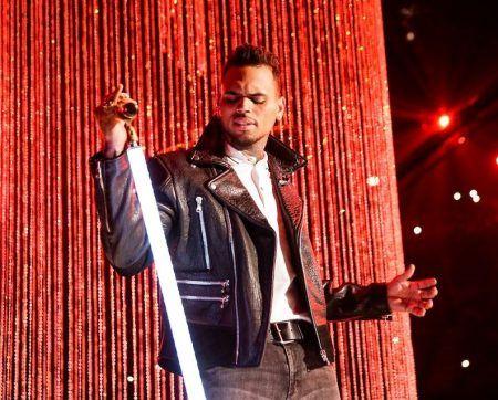 クリス・ブラウン Chris Brown