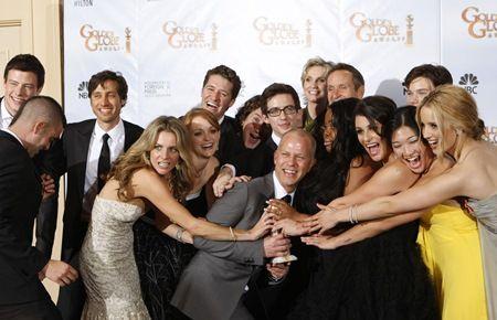 2010年にゴールデン・グローブ賞でミュージカル・コメディ部門の最優秀TVシリーズ賞を受賞して。