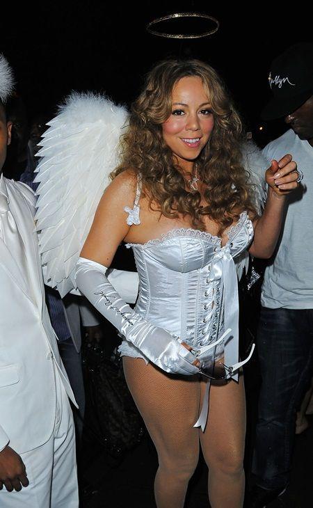 マライア・キャリー ハロウィン Mariah Carey halloween