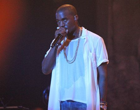 Kanye West カニエ・ウェスト