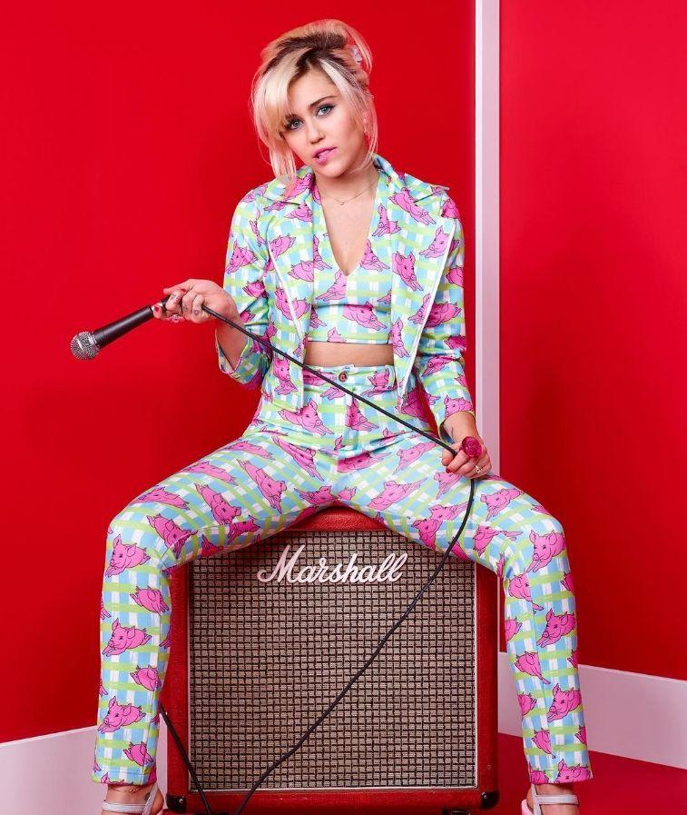 マイリー・サイラス Miley Cyrus The Voice
