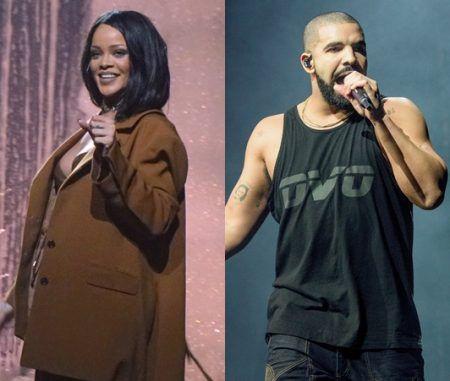 リアーナとドレイク Rihanna and Drake