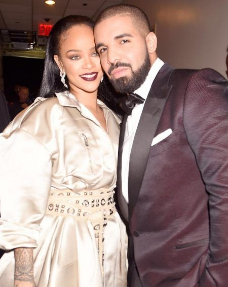 リアーナ Rihanna ドレイク Drake MTV VMA