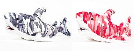 リアーナ Rihanna ドレイク Drake プレゼント ぬいぐるみ サメ カモフラージュ柄