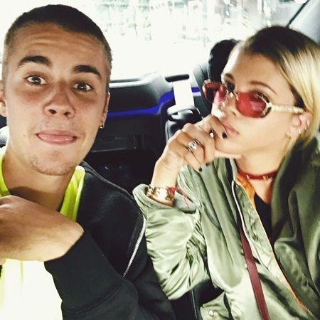 ジャスティン・ビーバーとソフィア・リッチー, Justin Bieber and Sofia Richie