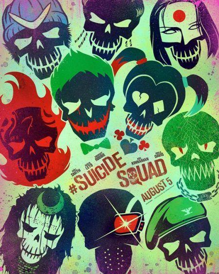 スーサイド・スクワッド Suicide Squad