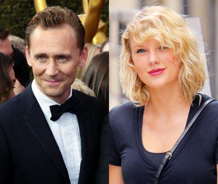トム・ヒドルストンとテイラー・スウィフト tom hiddleston and taylor swift