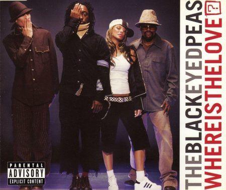 ブラック・アイド・ピーズ The Black Eyed Peas Where is the Love ホエア・イズ・ザ・ラヴ