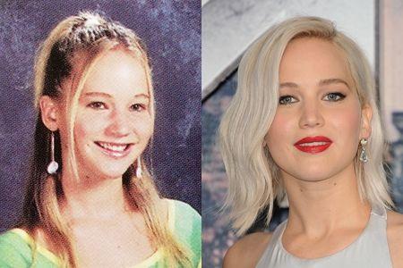 ジェニファー・ローレンス Jennifer Lawrence 学生時代 ビフォーアフター 女優 セレブ