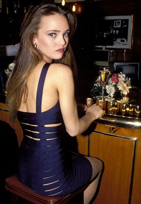 セザール賞有望女優賞を受賞した20代のヴァネッサ