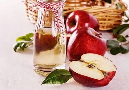リンゴ酢 Apple cider vinegar