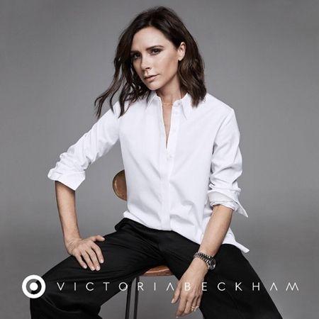 ヴィクトリア・ベッカム Victoria Beckham ヴィクトリアヴィクトリアベッカム Victoria Victoria Beckham ブランド ターゲット コラボ 大型量販店 来年4月