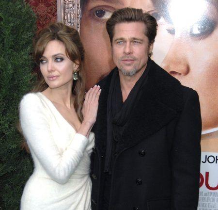 ブラッド・ピット Brad Pitt アンジェリーナ・ジョリー Angelina Jolie